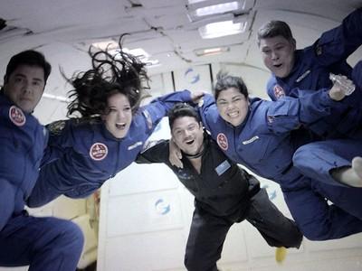 Vídeo Lucicreide Vai pra Marte