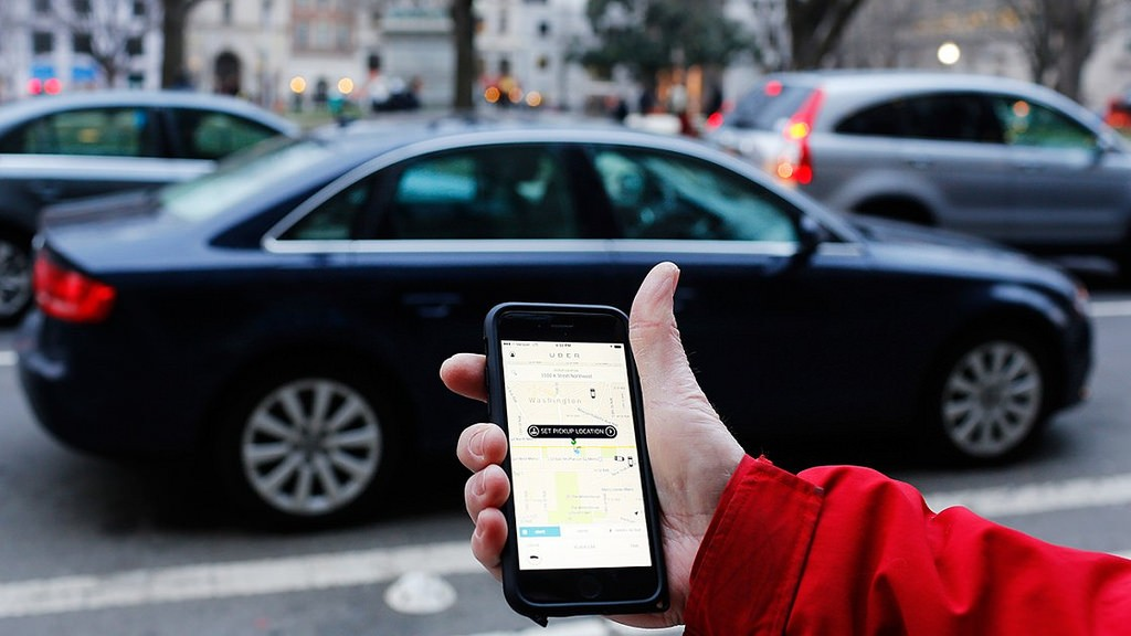 Com a expansão dos serviços de compartilhar viagens, os efeitos de reduções de automóveis e motoristas diminuem (Foto: Flickr/ Mark Warner/ Creative Commons)
