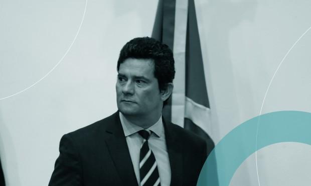 Sergio Moro deixou o governo após um ano e quatro meses