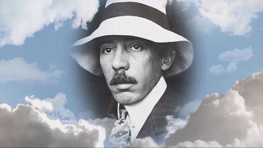 EPTV exibe programa sobre a vida e as invenções de Santos Dumont