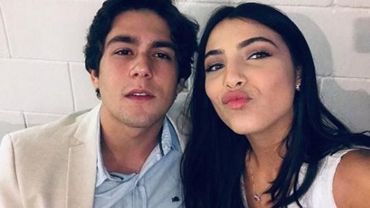 Rayssa Bratillieri e Daniel Rangel revelam se já levaram fora e dão conselhos para Pérola