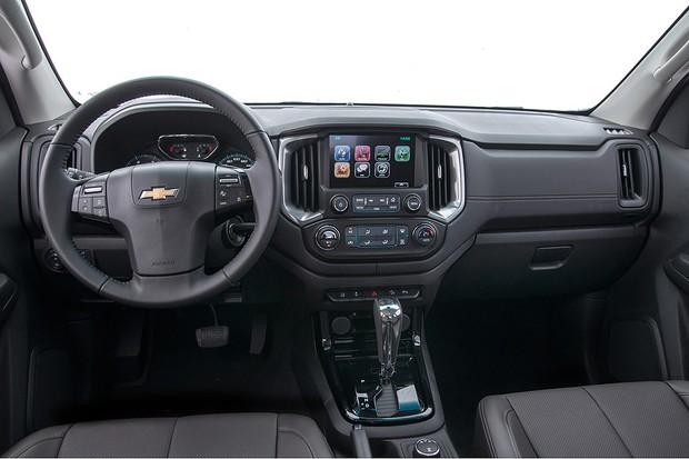 Teste: Chevrolet S10 turbodiesel 2018 - AUTO ESPORTE ...