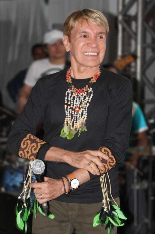 Zezinho Corrêa, do Carrapicho, segue levando a cultura do Amazonas para o mundo (Foto: Divulgação/Sulliver Conde)