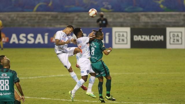 Paysandu 1 x 1 Manaus, 13ª rodada da Série C 2020, Estádio Mangueirão