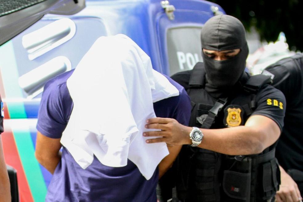 Polícia Civil deflagrou Operação 'Destinos Cruzados' no dia 19 de setembro e havia prendido sete pessoas (Foto: Marlon Costa/Pernambuco Press)