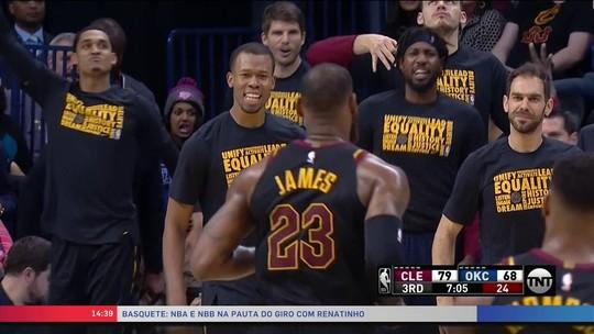 Renatinho comenta NBA e destaca recuperação dos Cavaliers e prancheta dos Warriors