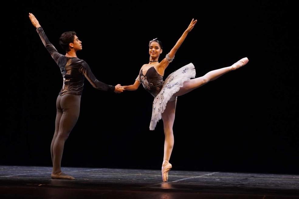 Evento reúne bailarinos do Brasil e do mundo.  — Foto: Divulgação/Festival de Dança de Joinville
