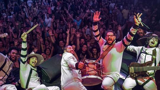 Sucesso no 'SuperStar', Dona Zaíra planeja lançar CD dançante: 'Forró é para todos'
