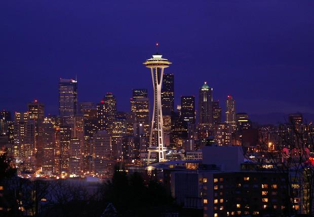 Seattle, nos Estados Unidos (Foto: Pexels)