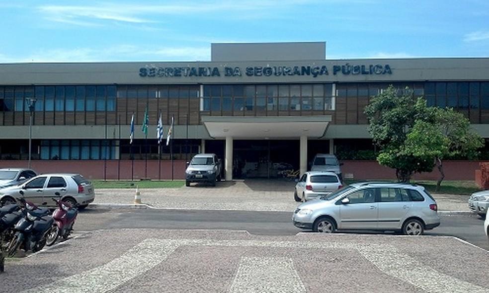 Novos delegados regionais foram nomeados nesta quarta — Foto: SSP/Divulgação