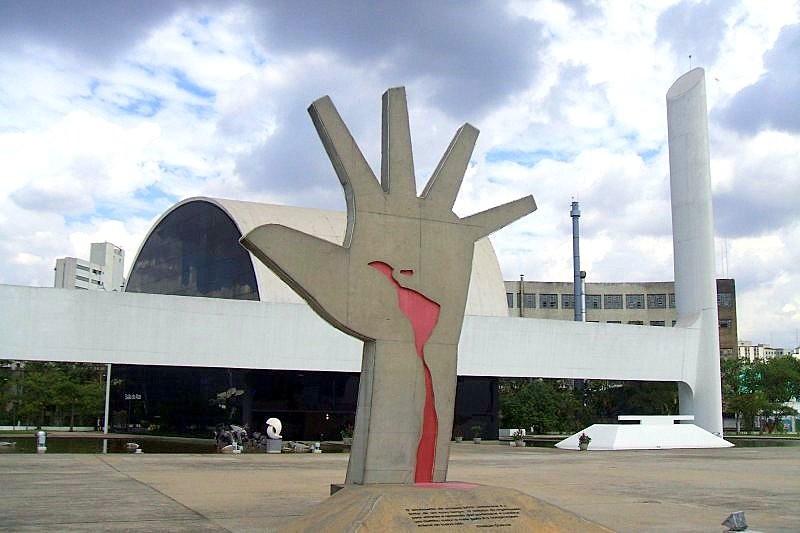 Memorial da América Latina (Foto: wikkimedia commons / Dornicke)