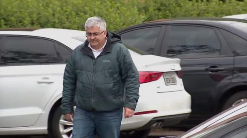 Maurício Fanini é considerado o principal beneficiário do dinheiro desviado em esquema investigado na Operação Quadro Negro — Foto: Divulgação