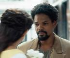No capítulo de segunda-feira (30), Samuel (Michel Gomes) e Pilar (Gabriela Medvedovski) terão sua primeira noite de amor | TV Globo