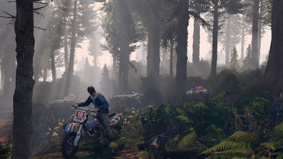 Não dá para curtir todas as 79 missões de GTA 5 em um único gameplay — Foto: Divulgação/Rockstar Games