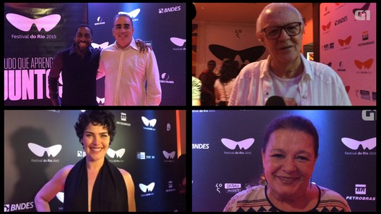 G1 confere filmes da segunda semana do Festival do Rio 2015