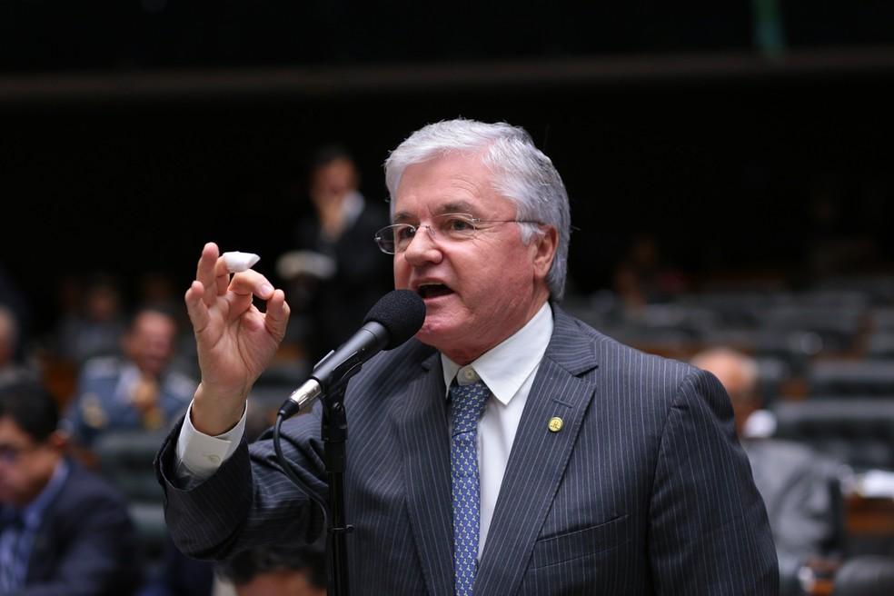 Rossoni foi denunciado por peculado pela PGR (Foto: Alexssandro Loyola / Divulgação)