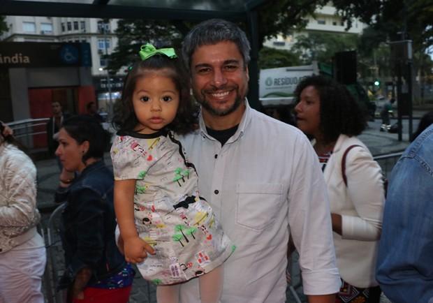 Ernani Nunes e Yolanda (Foto: Daniel Pinheiro/AgNews)