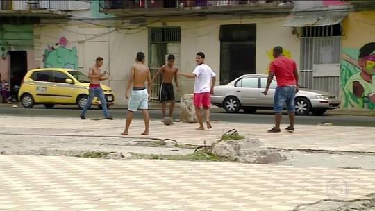 O que vier é lucro: atormentado por assassinatos, Panamá vive sonho na Copa