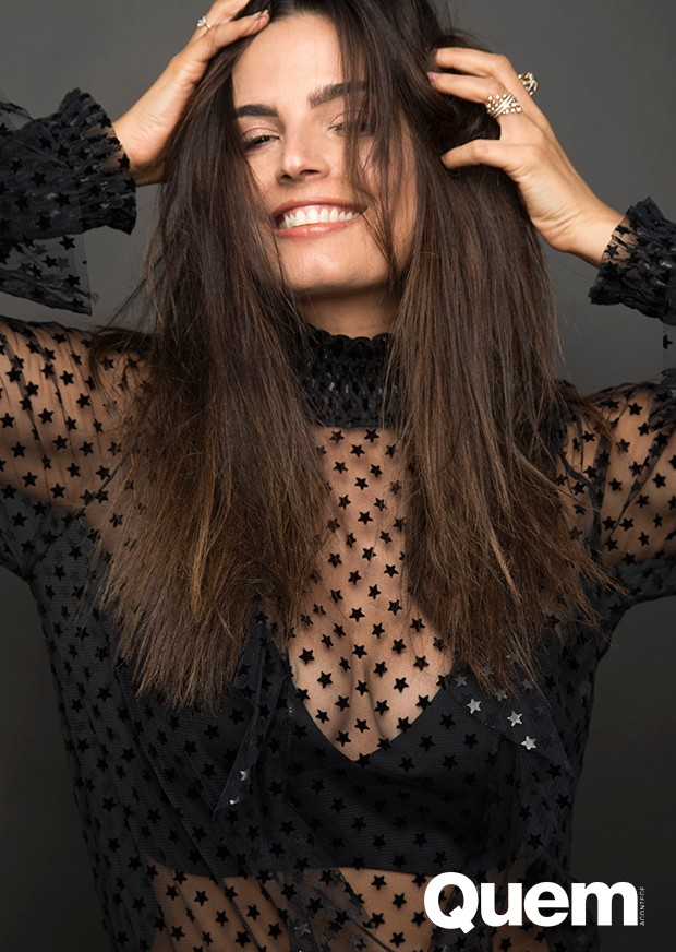 Emanuelle Araújo  (Foto: Andre Wanderley)