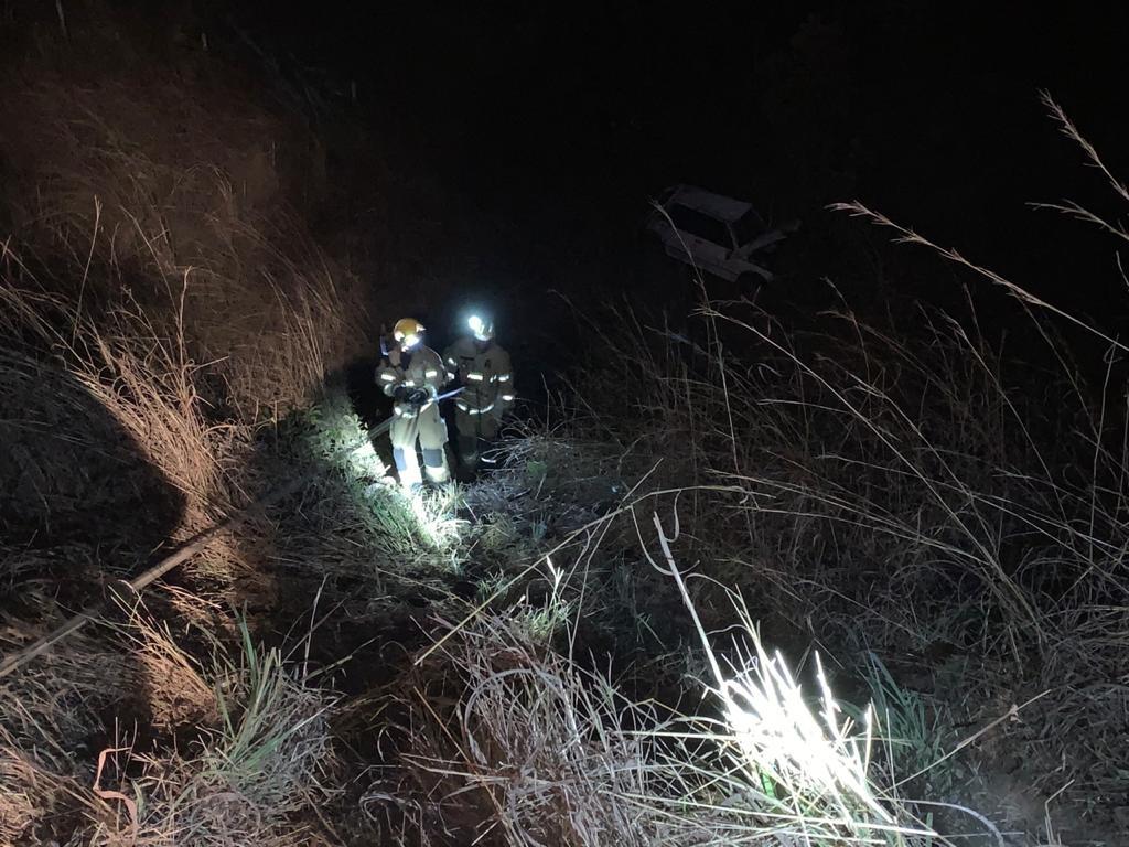 Acidente em rodovia que liga DF a MG deixa 6 feridos, entre eles 4 crianças