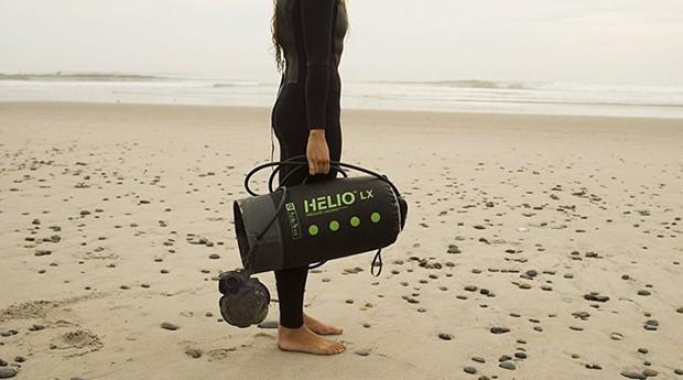O Helio LX Pressure Shower custa R$ 583 (Foto: Divulgação)