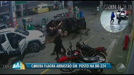 Suspeito de envolvimento em assalto em posto de combustíveis na BA morre após confronto com a polícia
