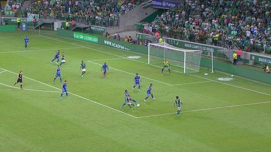 Veja como Mano Menezes recuperou Palmeiras em nove pontos