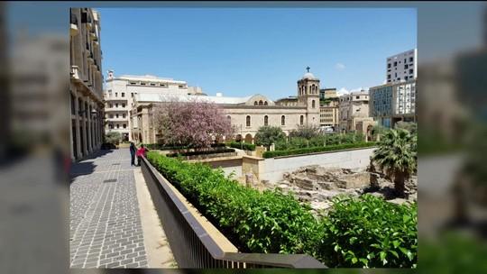 Postal Em Pauta: Guga Chacra visitou igrejas cristãs do Líbano e da Turquia