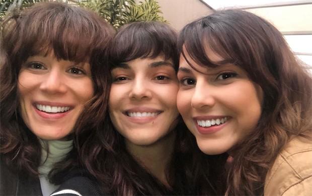 Mariana Ximenes, Tainá Müller e Tuti Müller (Foto: Reprodução/Instagram)