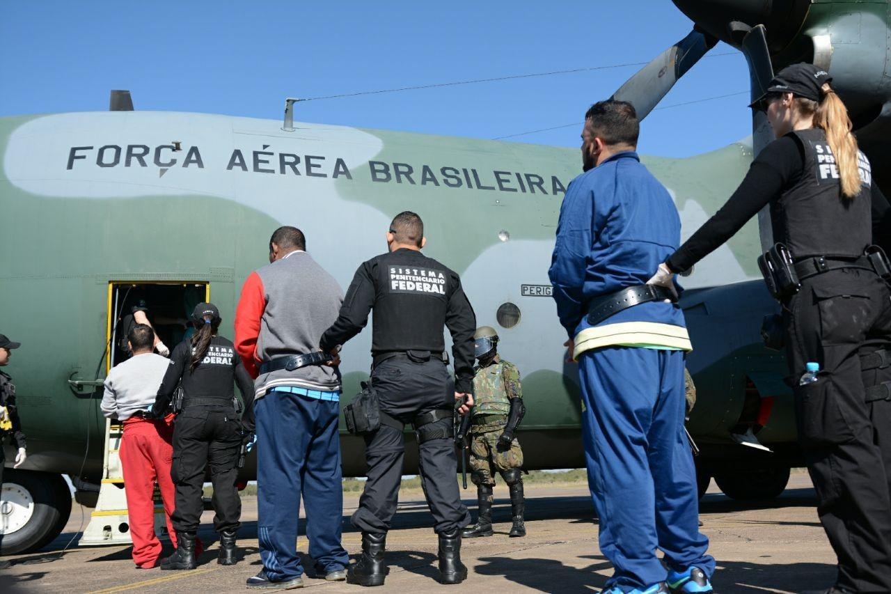 Justiça nega permanência de presos do RS em penitenciárias federais de outros estados - Notícias - Plantão Diário