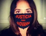 Salma Hayek mostra indignação e pede justiça por mexicano morto pela polícia por não estar usando máscara