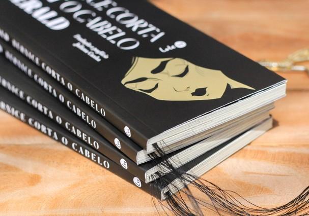 Livro Bernice Corta o Cabelo, da Lote 42 (Foto: Divulgação)