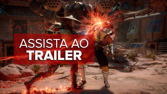 'Mortal Kombat 11' é anunciado; assista ao trailer