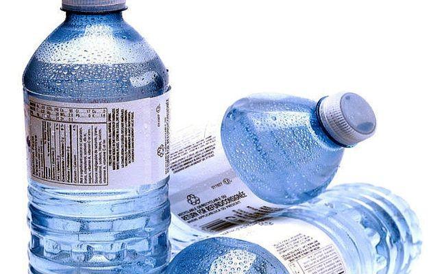 Água mineral (Foto: Divulgação)