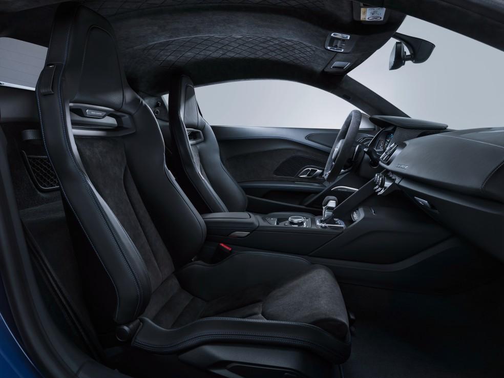 Audi R8 — Foto: Divulgação/Audi