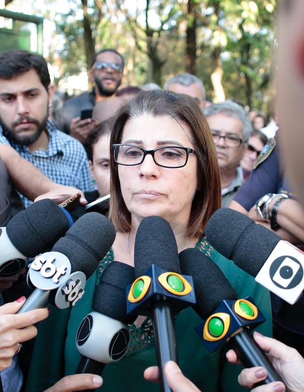 Maria do Carmo Viana, sobrinha de Selma Miguel (Foto: QUEM)