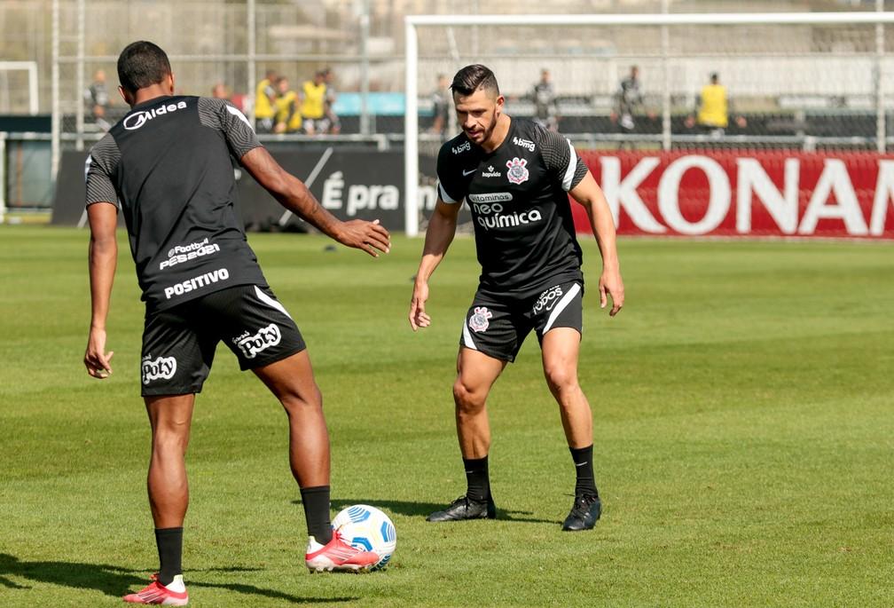 Sem desfalques, Corinthians continua preparação para enfrentar o Cuiabá, veja a provável escalação