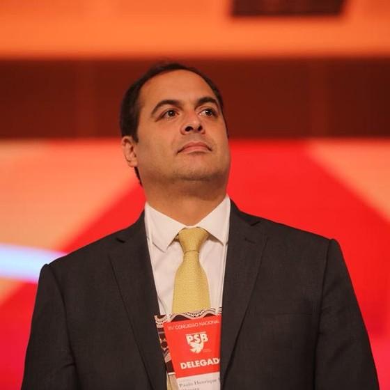 O governador de Pernambuco, Paulo Câmara (Foto: Reprodução/Facebook)