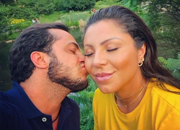 Thammy e Andressa (Foto: Reprodução/Instagram)