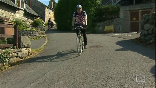 Rua do País de Gales ganha o título de mais íngreme do mundo