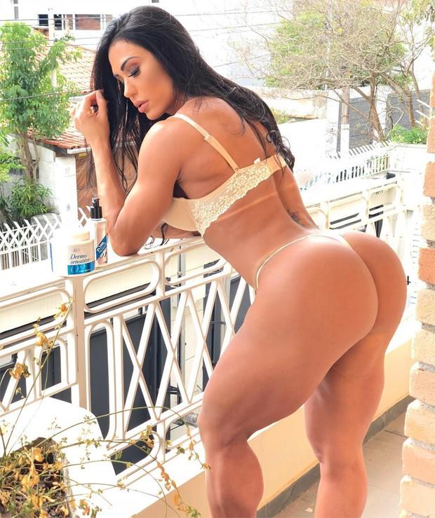 Gracyanne Barbosa (Foto: Reprodução / Instagram)