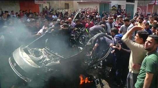 Nova onda de ataques entre Israel e palestinos deixa mais de 20 mortos