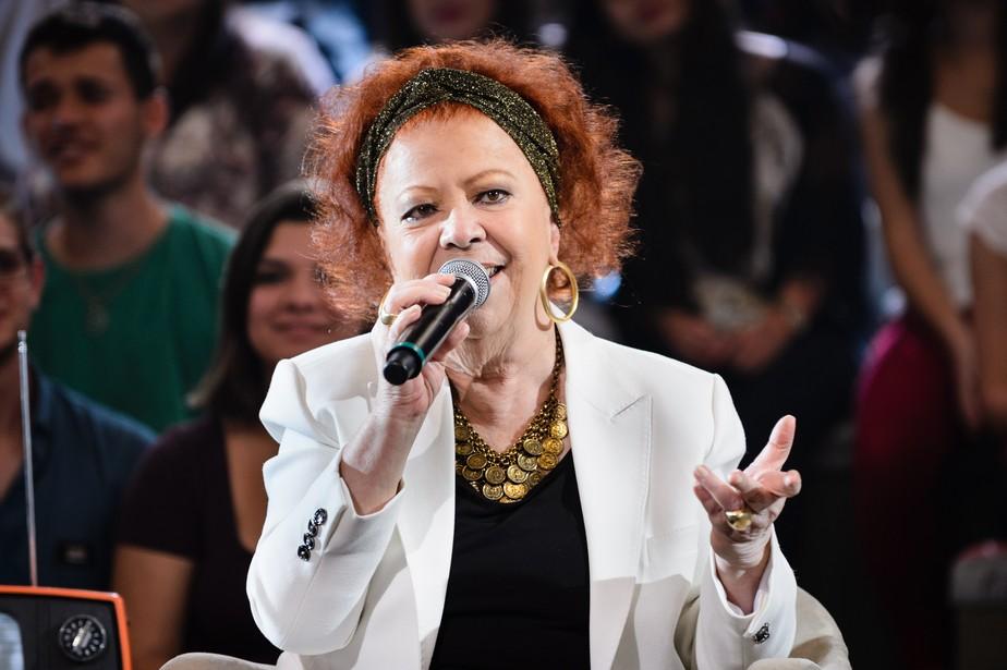 Morre Beth Carvalho: relembre participações da cantora em programas da Globo