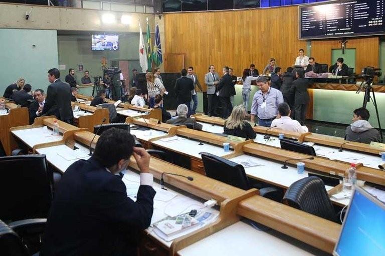 Câmara de Uberlândia aprova orçamento de 2018 com texto original
