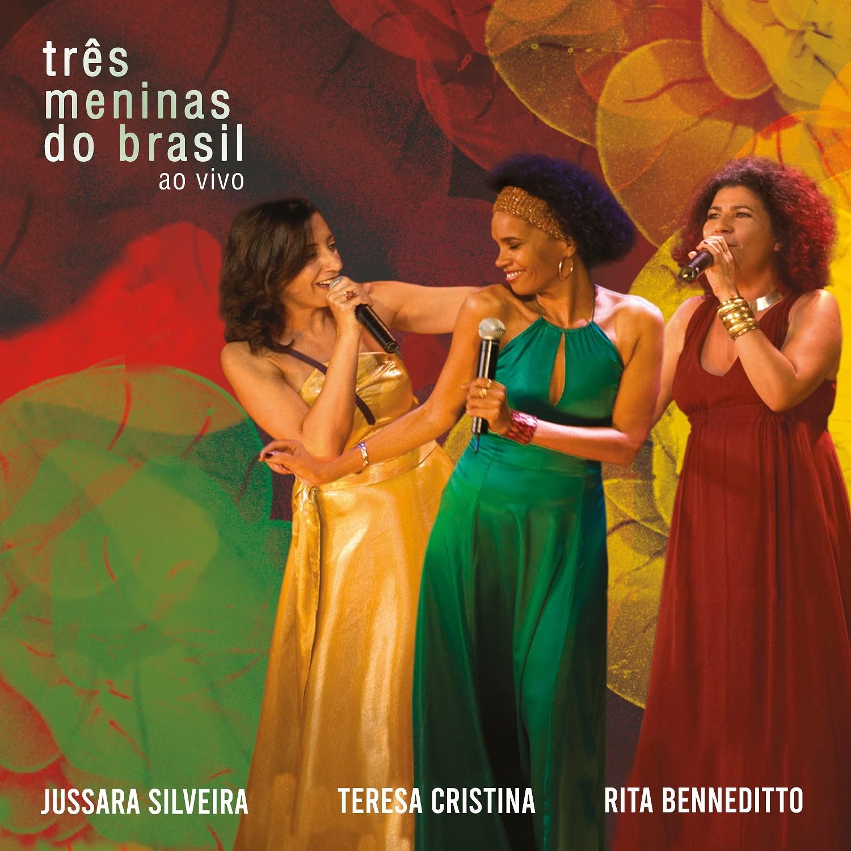 Álbum de Teresa Cristina com Jussara Silveira e Rita Benneditto é revitalizado na volta ao catálogo
