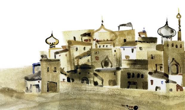 Texto de Patricia de Arias e ilustrações de Laura Borràs, Trioleca Casa Editorial, R$ 42. A partir de 4 anos. (Foto: Reprodução)