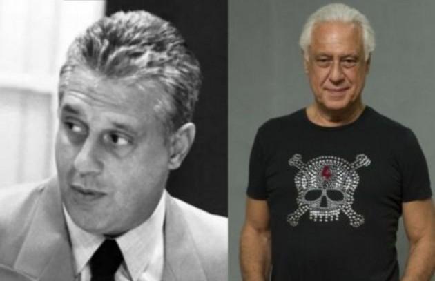 Antônio Fagundes deu vida ao adovogado Otávio Jordão. Em 'Meu pedacinho de chão', ele é Giácomo (Foto: TV Globo)