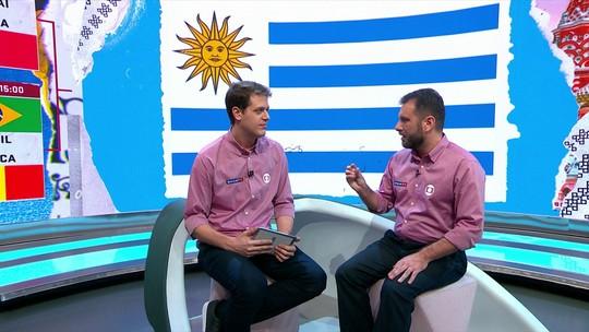 """Loffredo lamenta possível desfalque de Cavani, mas alerta: """"Convém não duvidar do Uruguai"""""""