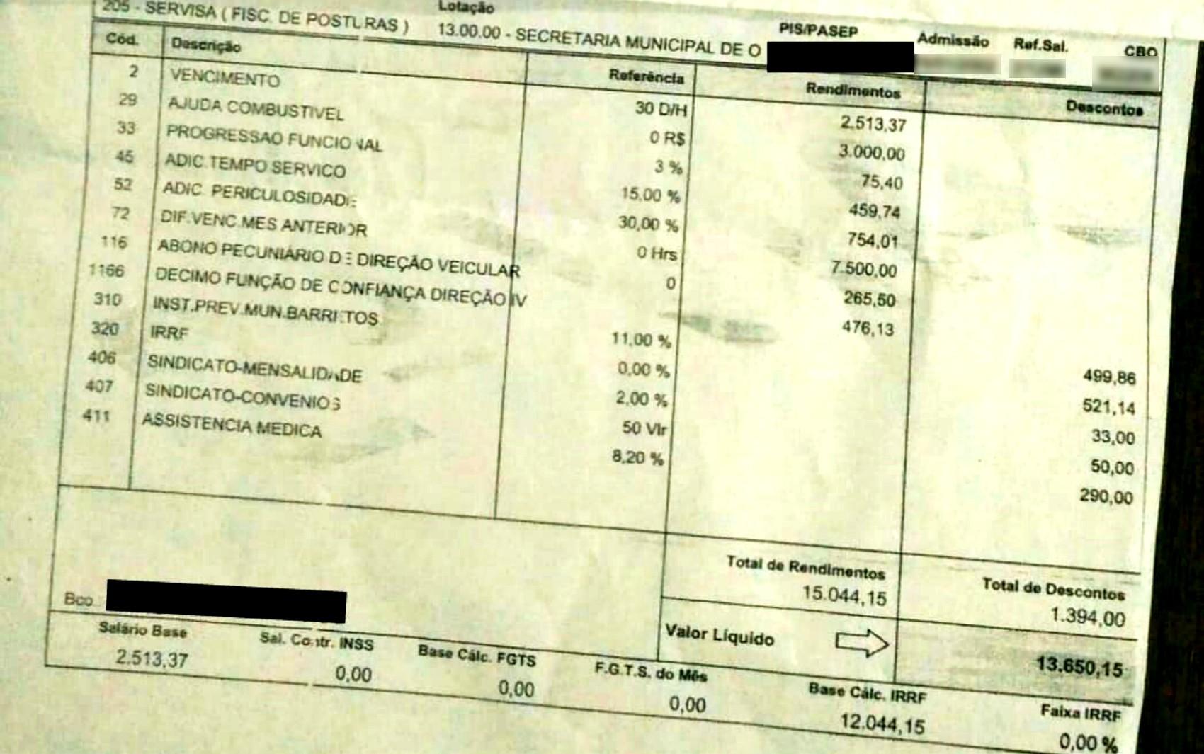 MP denuncia 96 servidores da Prefeitura de Barretos, SP, por desvio de R$ 7,2 milhões na fraude dos holerites
