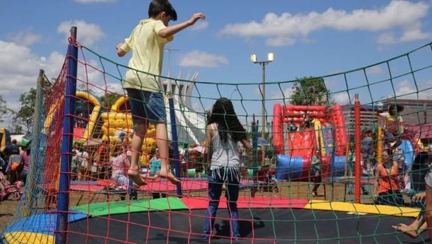 O Dia das Crianças custou a 'pegar'. Não havia feriado e o comércio não atentava para ela (Foto: VALTER CAMPANATO/AGÊNCIA BRASIL)